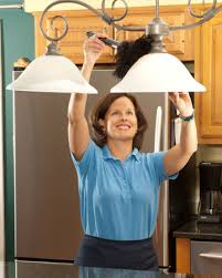 Add On - Clean Light Fixtures- Ea