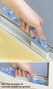 Add On - Window track cleaning - Ea